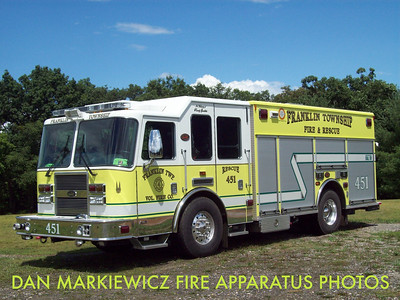 FRANKLIN TWP. FIRE CO.