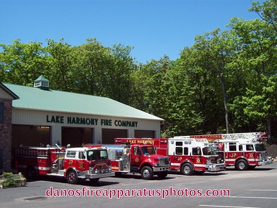 LAKE HARMONY FIRE CO.