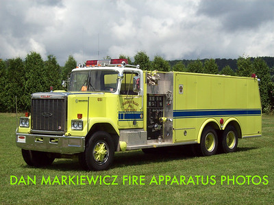 MAHONING VALLEY VOLUNTEER FIRE CO.