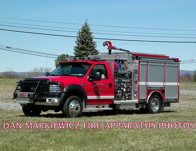 TOWAMENSING TWP. FIRE CO.