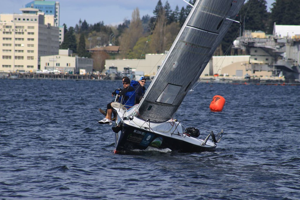 Port Orchard Spring Shake Down