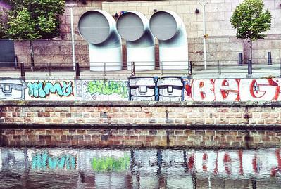 Strasbourg graffiti
