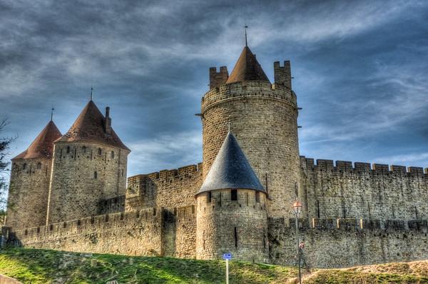Carcassonne 1