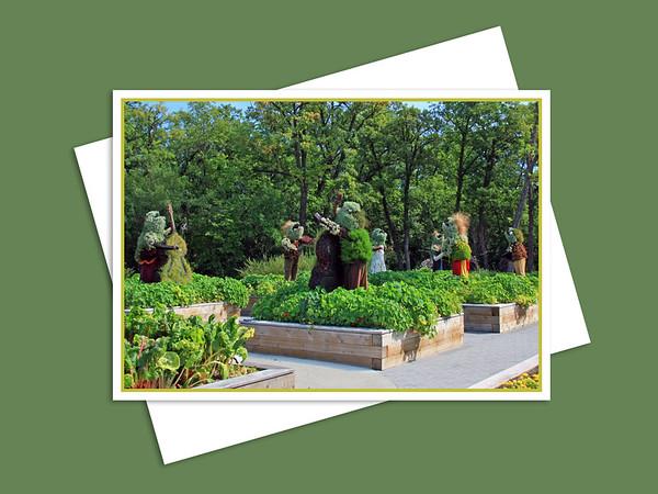 Children's Nature Playground, Assiniboine Park