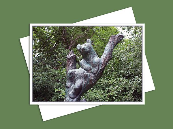 Leo Mol Sculpture Garden, Assiniboine Park