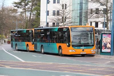Cardiff Bus 101_112 North Road Cardiff Apr 14