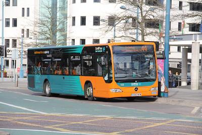 Cardiff Bus 103 North Road Cardiff Apr 14