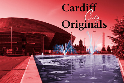 Cardiff City Originals by Nick Fowler
