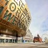 Wales Millennium Centre, WMC Cardiff Bay