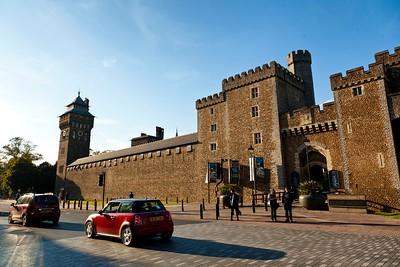 Cardiff Castle Wales, UK 1