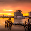 Cardiff Bay Sunset