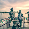 People Like Us Bronze Statues