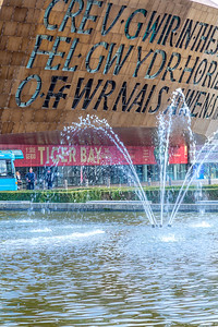 Millennium Centre & Fountain