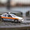 Police Car - Cardiff