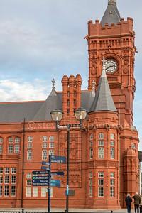 Pierhead Building Cardiff