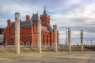 Pierhead Building in Cardiff