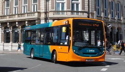 547 - CN17EYT - Cardiff (St. Mary Street)