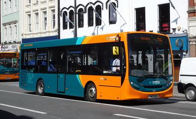 549 - CN17EYV - Cardiff (St. Mary Street)