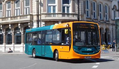 544 - CN17EYP - Cardiff (St. Mary Street)