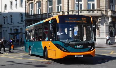 558 - CN17BHA - Cardiff (Wood Street)