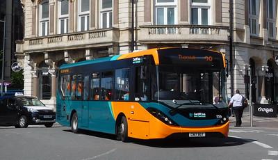 556 - CN17BGY - Cardiff (St. Mary Street)