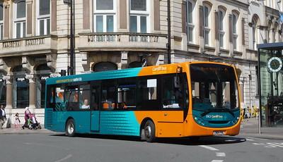 263 - CN64FWL - Cardiff (St. Mary Street)