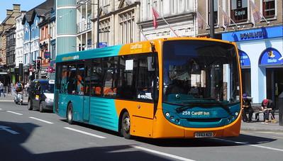 258 - CE63NZO - Cardiff (St. Mary Street)