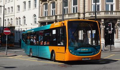 265 - CN64FWO - Cardiff (Wood Street)