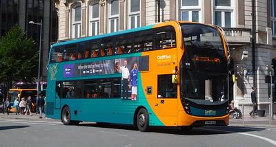 308 - CN65AAX - Cardiff (St. Mary Street)