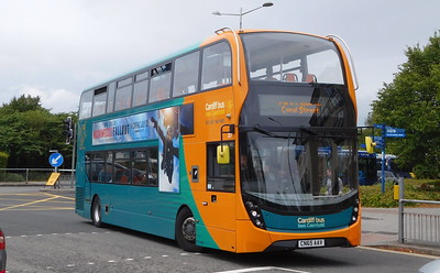 307 - CN65AAV - Cardiff (Hemingway Road)