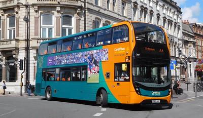307 - CN65AAV - Cardiff (St. Mary Street)