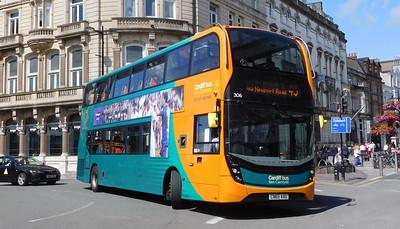 306 - CN65AAU - Cardiff (St. Mary Street)