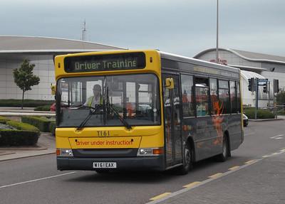 161 - W161EAX - Cardiff Bay - 3.8.09