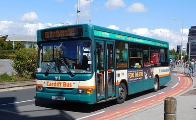 213 - CE02UUX - Cardiff Bay (Millennium Centre)