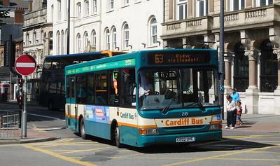 218 - CE02UVC - Cardiff (Wood Street)