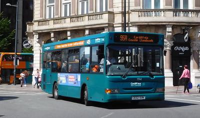 194 - CE02UUN - Cardiff (St. Mary Street)