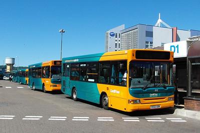 193 - CE02UUM - Cardiff (bus station) - 23.7.12