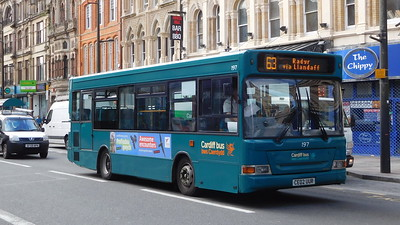 197 - CE02UUR - Cardiff (St. Mary Street)