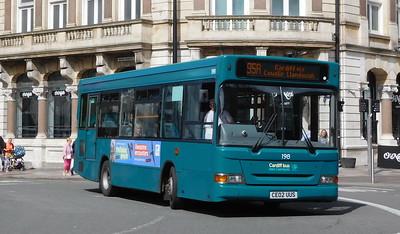 198 - CE02UUS - Cardiff (St. Mary Street)