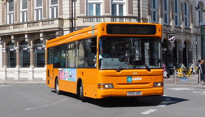 189 - CE02UUH - Cardiff (St. Mary Street)