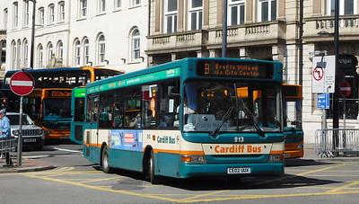 213 - CE02UUX - Cardiff (Wood Street)