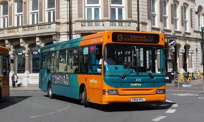 233 - CN54NTL - Cardiff (St. Mary Street)