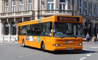 377 - Y377GAX - Cardiff (St. Mary Street)