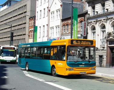 362 - W362VHB - Cardiff (Westgate St) - 23.7.12