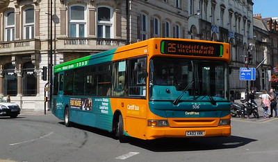 506 - CA03VRK - Cardiff (Wood Street)