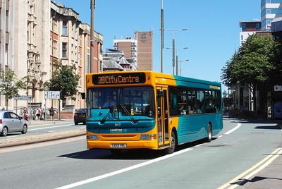 507 - CA03VRL - Cardiff (Newport Road) - 23.7.12