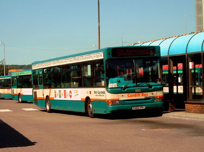 502 - CA03VRE - Cardiff (bus station) - 1.8.07