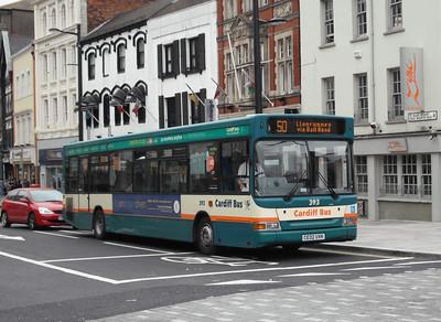 393 - CE02UVK - Cardiff (St Mary St) - 3.8.09