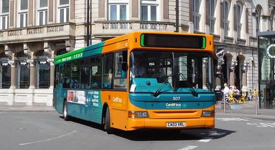507 - CA03VRL - Cardiff (Wood Street)