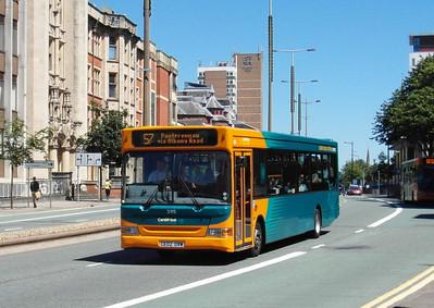 395 - CE02UVM - Cardiff (Newport Road) - 23.7.12
